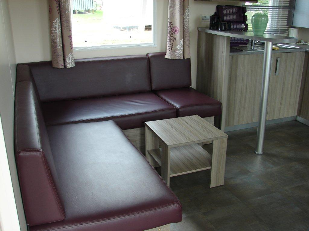 Mobil-home 4-6 pers. avec terrasse