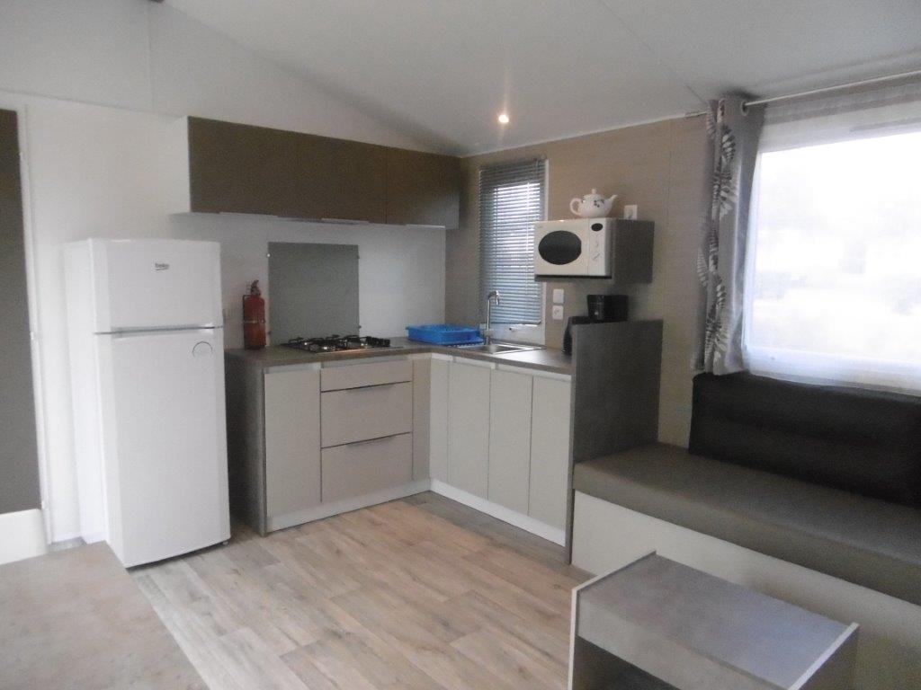 Mobil'home 4-6 pers. avec terrasse 2016