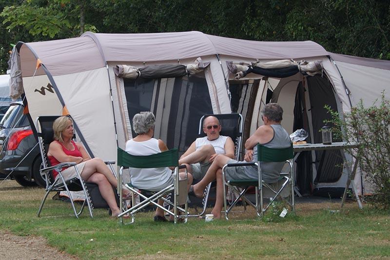 avis clients du camping
