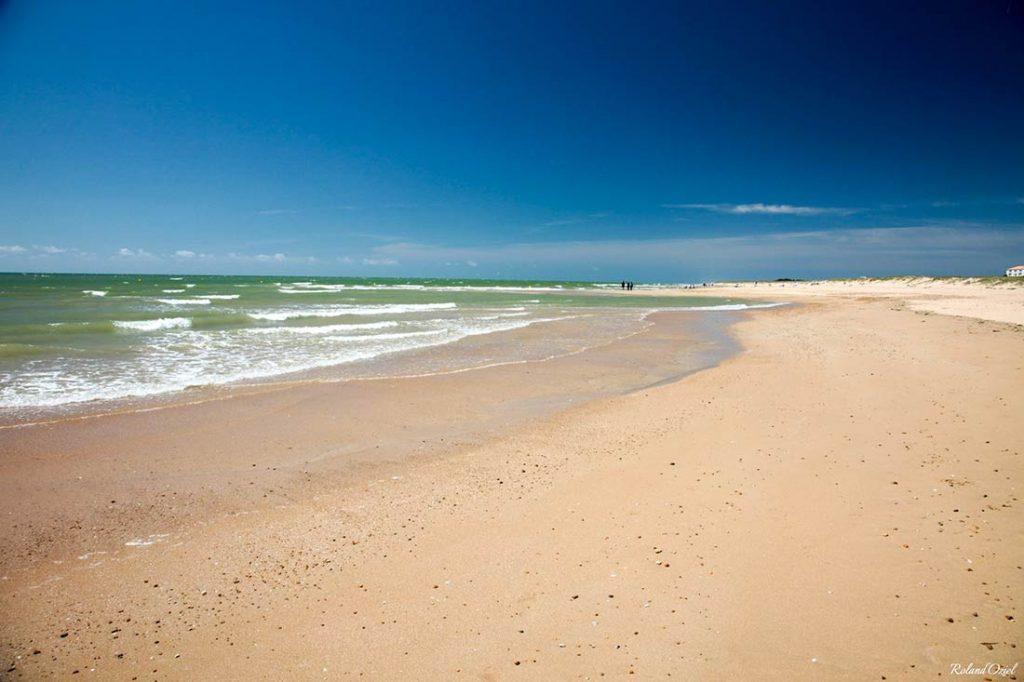 Le bon plan c'est d'être proche des plages et de Brétignolles sur Mer