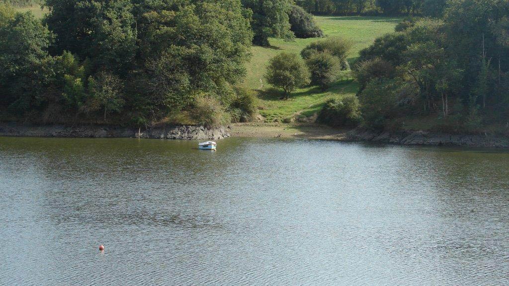 Apremont lac