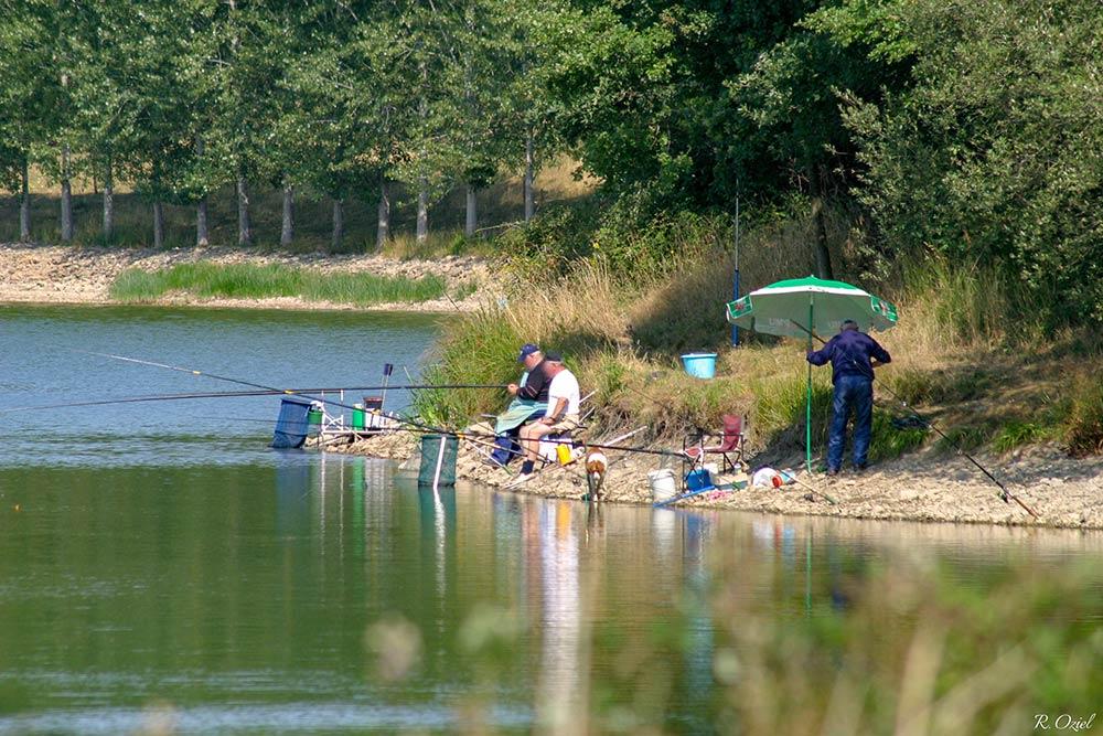 Camping pêche Val de Vie en Vendée