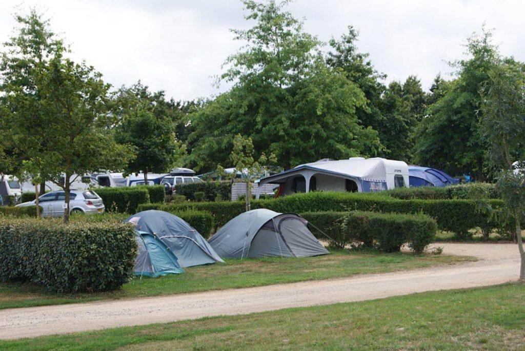 emplacement du camping en Vendée