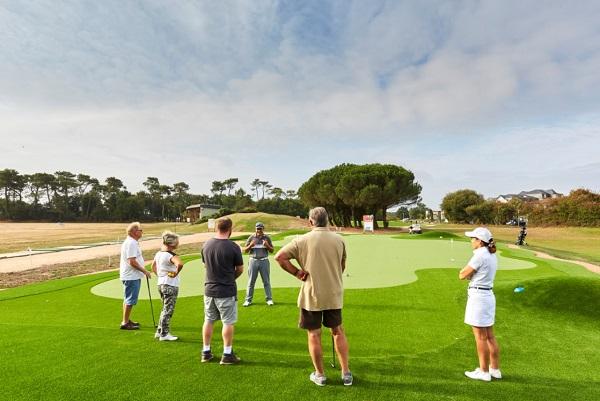 Le golf des Fontenelles