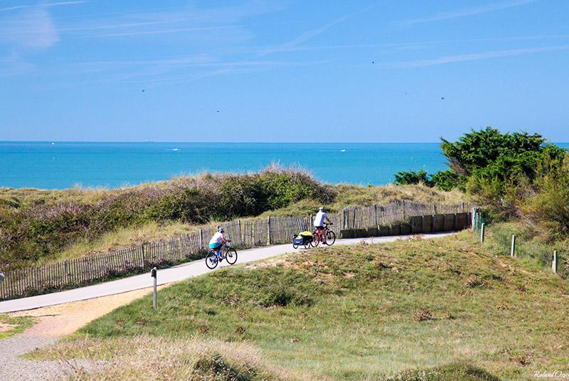 location camping pêche lac et mer Vendée